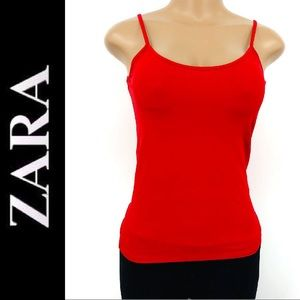 4 for $25 SALE!!!! Zara Spaghetti Strap Tank Top